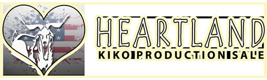 Heartland Kiko Goat Sale